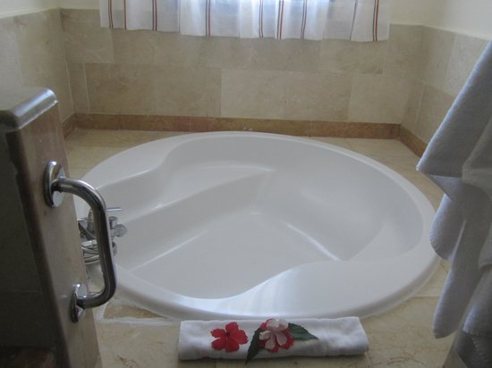 Catalonia Bavaro Beach, Casino & Golf Resort: Big tub