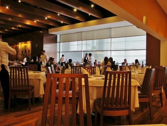 El Cardenal Alameda: Interior