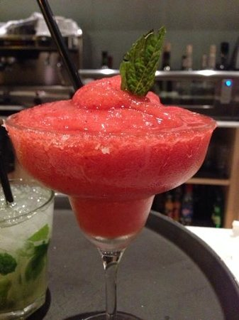 Al Solito Posto: Strawberry Margarita Frozen..... delicious¡¡