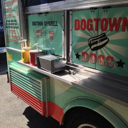 Dogtown Dogs: Mobile Kitchen