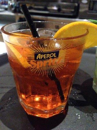 Al Solito Posto: italian Aperol original Spritz
