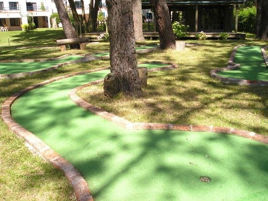 Costa Brava Hotel: Mini Golf