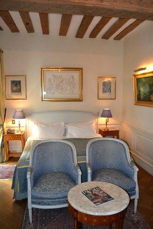 โรงแรมลักซัมเบิอร์ก พาร์ค: our room