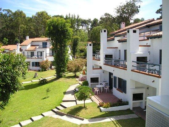Costa Brava Hotel: Vista de Casas