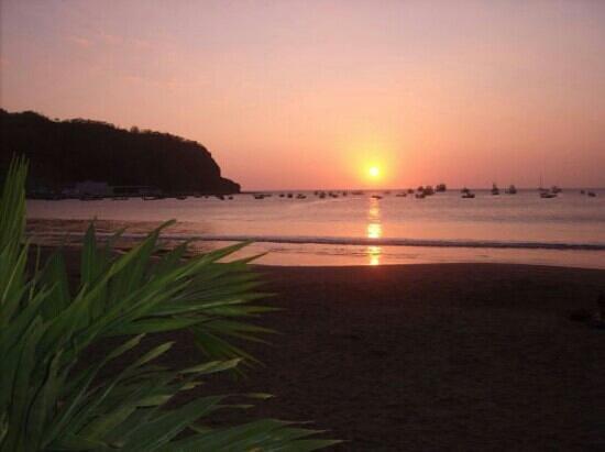 Mango Rosa Nicaragua: Dinner at Sunset @ San Juan del Sur