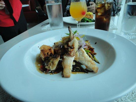 Hard Rock Hotel Panama Megapolis: Restaurante Soy