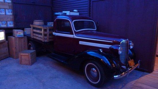 พิพิธภัณฑ์อารยธรรมแคนาดา: Camion de 1939