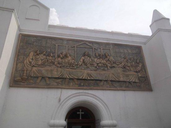 St. Thomas Mount National Shrine: The shrine