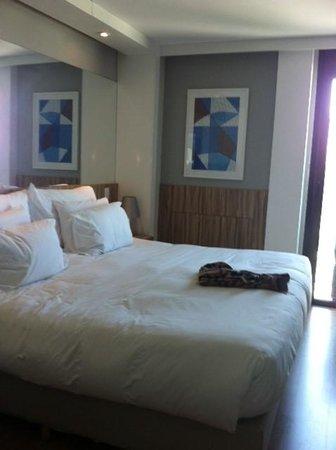 Pestana Rio Atlantica: king bed