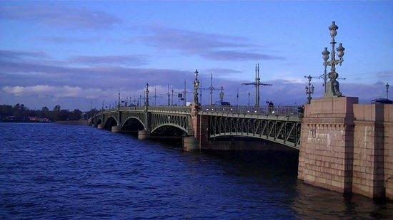 เซนต์ปีเตอร์สเบิร์ก, รัสเซีย: Bridges on the Neva River St.Petersburg