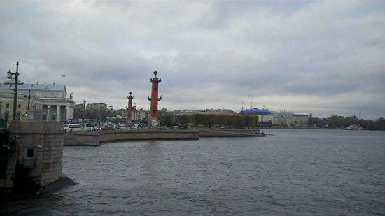 เซนต์ปีเตอร์สเบิร์ก, รัสเซีย: Neva River & St.Petersburg
