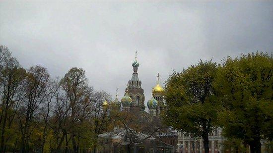 เซนต์ปีเตอร์สเบิร์ก, รัสเซีย: St.Petersburg Russia Blood of Our Savior Church