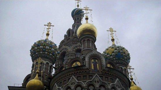 เซนต์ปีเตอร์สเบิร์ก, รัสเซีย: Blood of Our Savior Church St.Petersburg