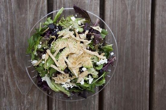Naturally Cafe : Girasol Salad