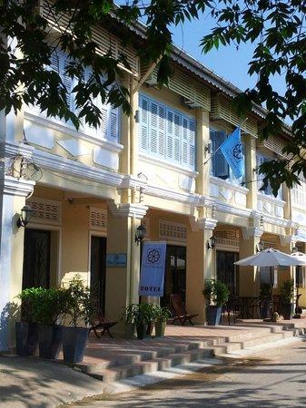 โรงแรม เดอะ คอลัมน์