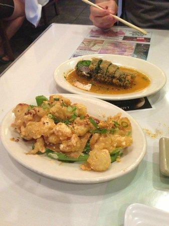 Sansei Seafood Restaurant : Shrimp Dynamite