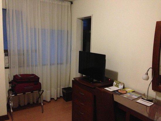 Hotel Soratama: Aire acondicionado...malo