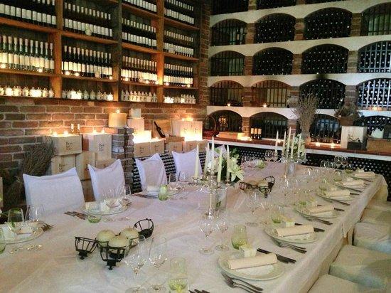 Hotel Boskinac: Magical wedding table