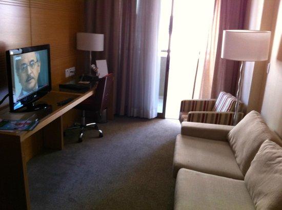 Melia Brasil 21: Sala de estar