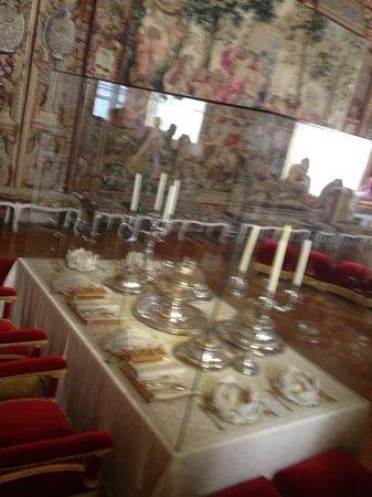 Paris City Vision: versailles. el desayuno del rey tal como se servia