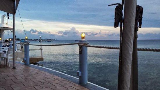 The Wharf: view