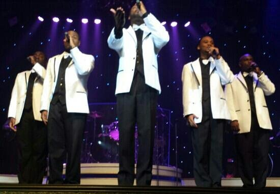 Soul Of Motown: These guys know how to entertain!