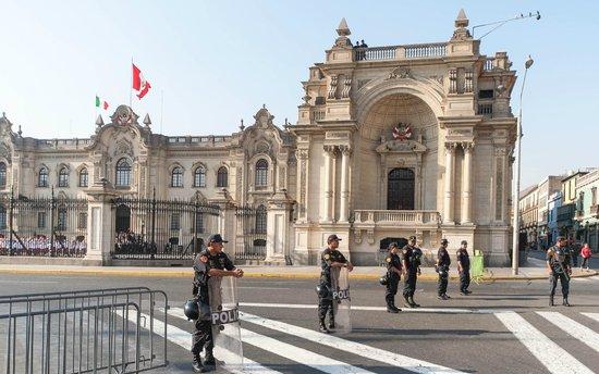Discovering Peru: Presidents Palace