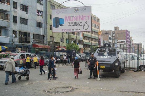 Discovering Peru: La Victoria Markets