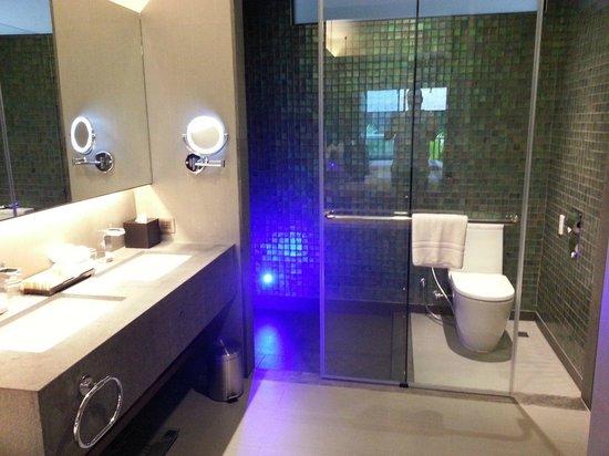 อวิสตา ไฮด์อะเวย์ รีสอร์ท แอนด์ สปา เอ็มแกลเลอรี บาย โซฟิเทล: blue shower