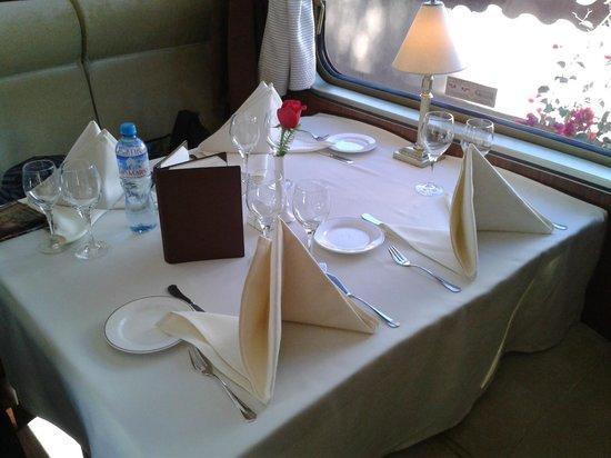 รถไฟหิรามบิงแฮม: Seats