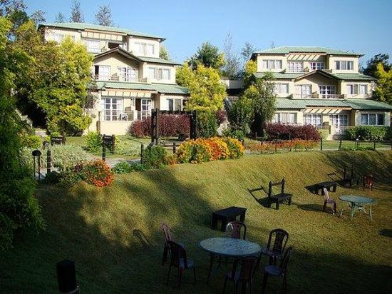 Club Mahindra Binsar Valley: View of the campus