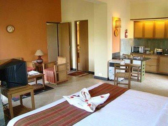 Club Mahindra Binsar Valley: Inside the room