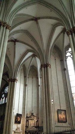 มหาวิหารโคโลญ: Inside