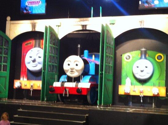 Butlins: Thomas the tank show