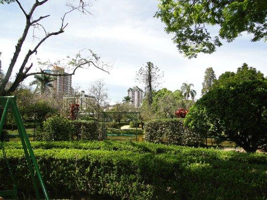 Parque das Aguas: vista
