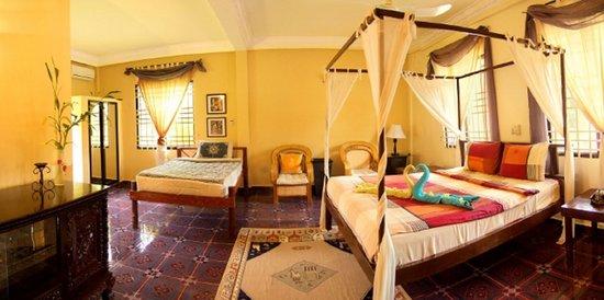 Malibu Estates Bungalows Resort: Chambre Malibu