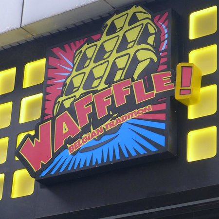 Wafffle! on Graham Street