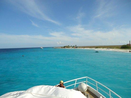 Klein (Little) Curacao: Klein Curaçao