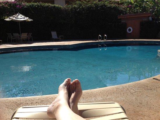 Aston at Poipu Kai: Relaxing