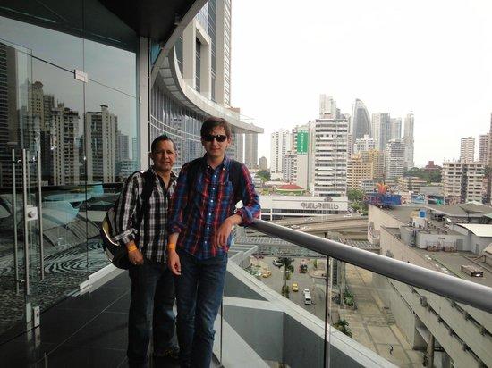 Hard Rock Hotel Panama Megapolis: vista