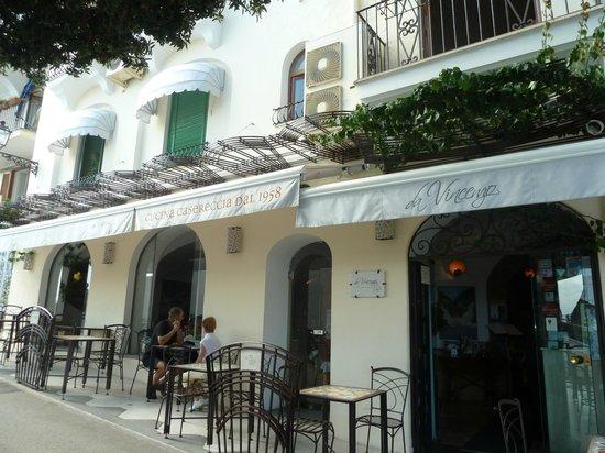 Da Vincenzo: O Restaurante