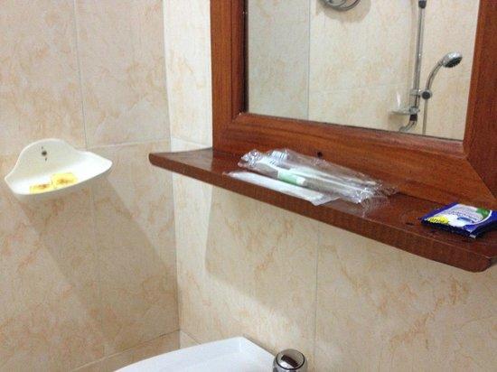 เช็คอินน์ เสียมราฐ: basic toiletries