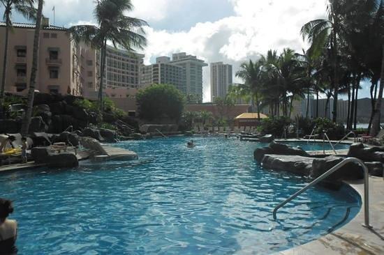 Sheraton Waikiki: kids pool