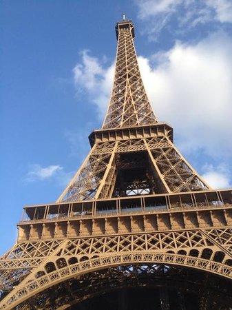 Paris City Vision: tour eiffel. impresionante en foto y mas en vivo y directo