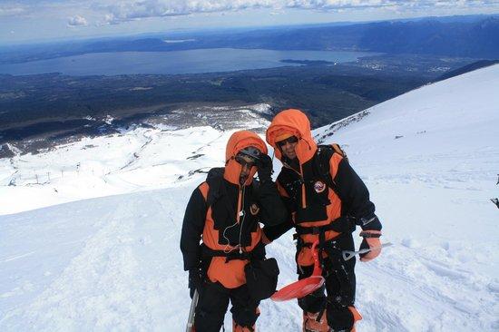 """Elementos Turismo Experiencial: """"Pucón and the Villarrica Volcano!"""""""