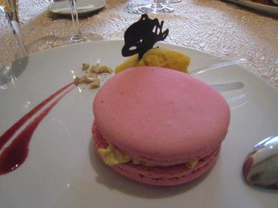 Auberge de la truffe: Dessert