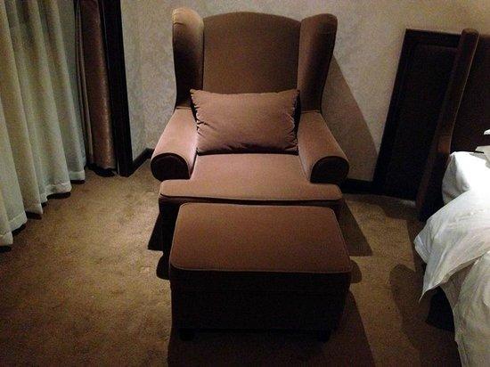 Vienna Zhihao Hotel Guangzhou Tianhe Zhongshan Avenue Tangxia: Sofa