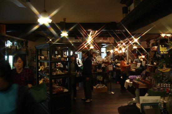Bakery Cafe Penny Lane Nasuhonten: The bakery