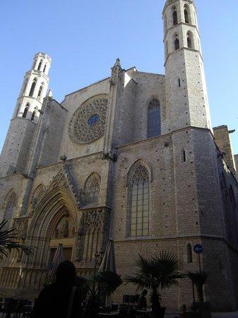 มหาวิหารเซนต์แมรีออฟเดอะซี: West end of the church (2)