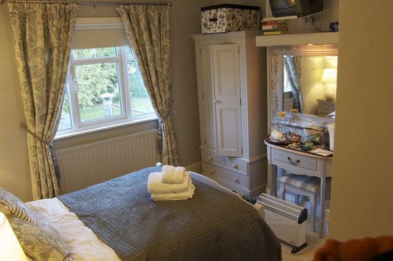 Beech Lodge B&B: One of the rooms.